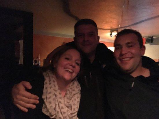 NL-Bar: Great Party Manuela!!