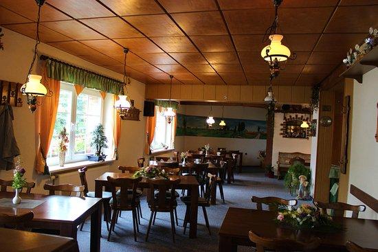 Kloetze, Germany: Unser Gastraum
