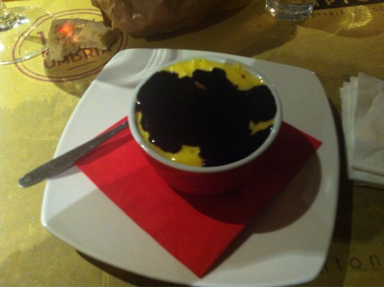 Montone, Italia: Tipico Osteria Dei Sensi