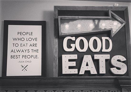 Fernie, Canada : Blue Toque Gastro Diner-Good Eats