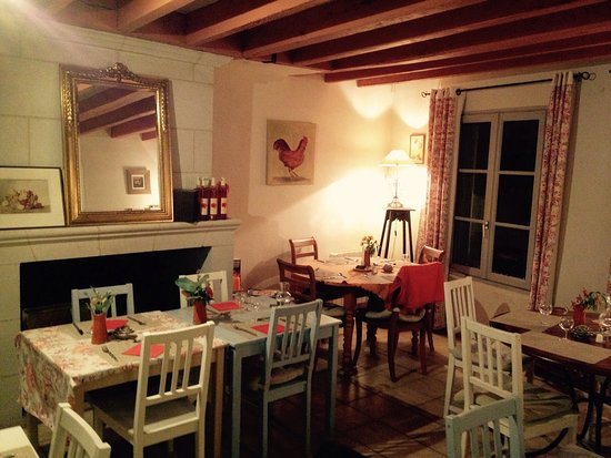 Montsoreau, Francia: photo0.jpg