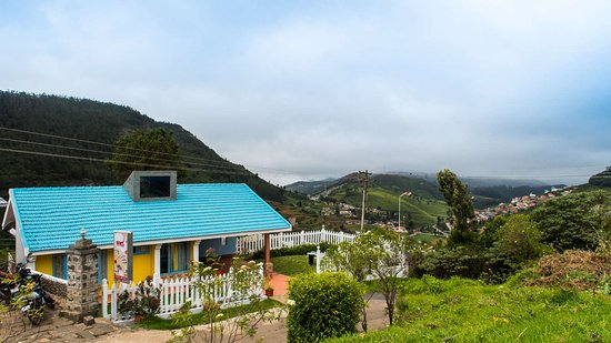 Fortune Retreats Resorts - Ooty: view points