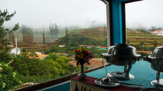 Fortune Retreats Resorts - Ooty: buffet