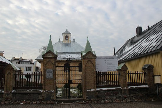 Trakai, Lithuania: Кенеса