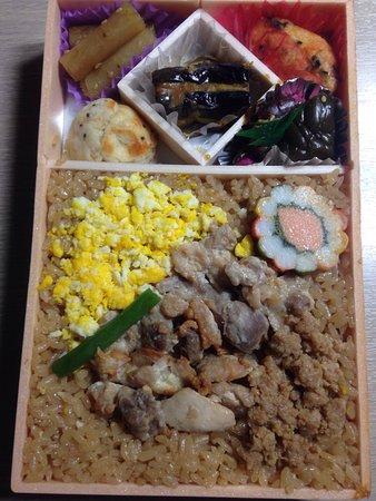 Odate, Ιαπωνία: 期間限定 比内地鶏の鶏めし