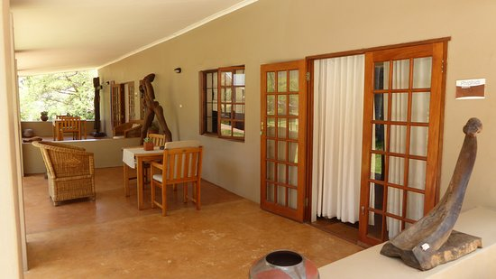 Louis Trichardt, Sudáfrica: Room terrace