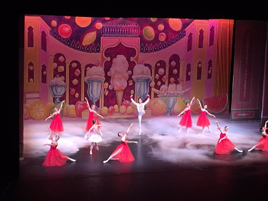 Koger Center for the Arts: The Nutcracker!!!