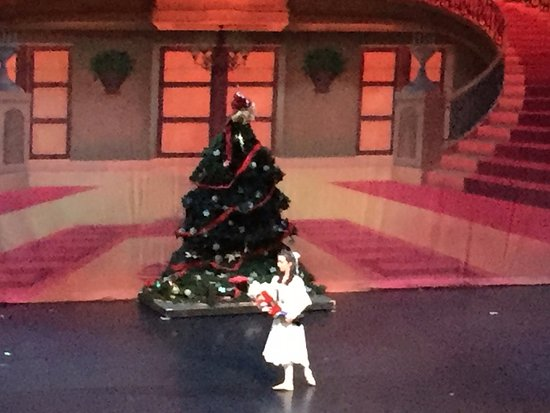 Koger Center for the Arts: Clara and her Nutcracker