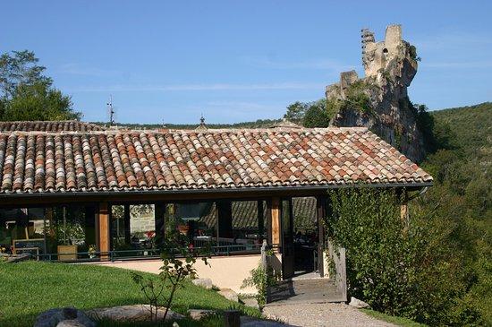 Penne, France: Vue du restaurant
