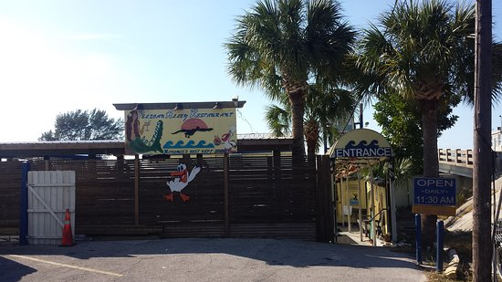 Nokomis, Floryda: Front of house