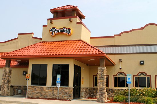 Our Building Picture Of Paradiso Mexican Restaurant Minot