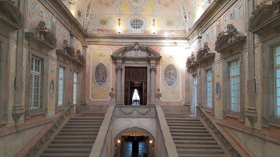 Porto District, Portugal: Escadaria principal