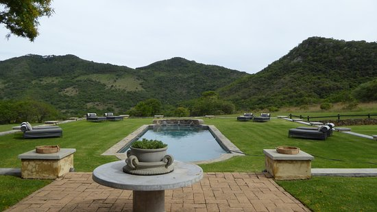 Barberton, Νότια Αφρική: Swimming pool