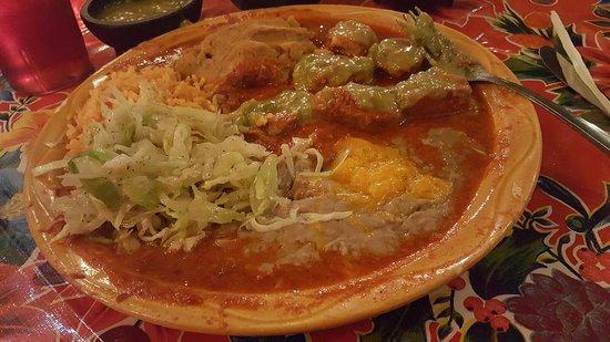 Mesilla, Nuevo Mexico: Carne Adovada