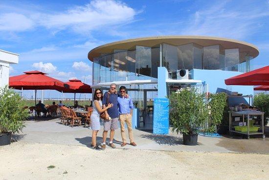 Pauillac, França: Restaurante