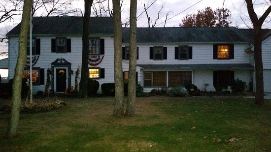 The Doubleday Inn: 20161127_064519_large.jpg