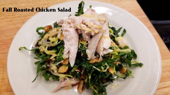 Mountain Home, AR: our fall roasted chicken salad