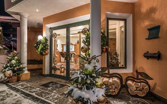 Hotel eva,GARDEN: Eingangsbereich