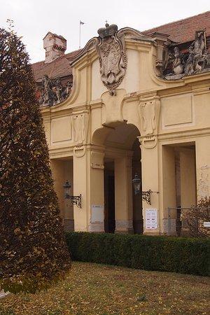 Valtice, República Tcheca: Schloss
