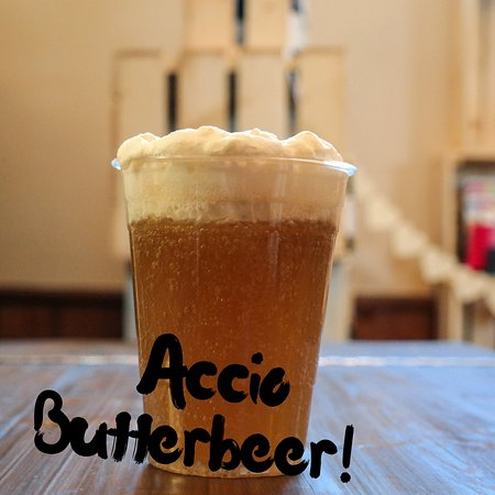 Zanesville, OH: We have Butterbeer!