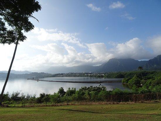 Kaneohe, HI: old fish pond