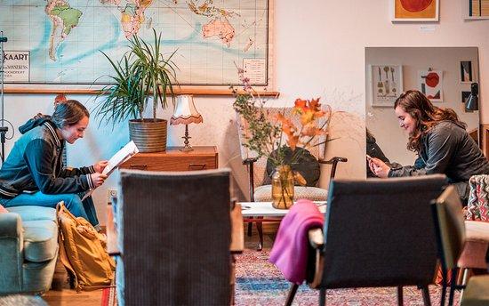 Hostel Ani & Haakien : Living room Hostel Ani&Haakien