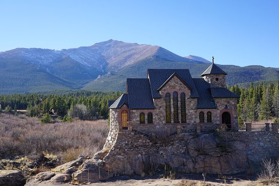 Allenspark, CO : chapel