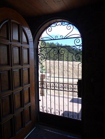 Allenspark, Colorado: entrance door