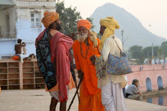The Oberoi Rajvilas: Jaipur locals