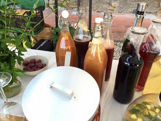 Borgo San Lorenzo, Italia: I nostri succhi bio!