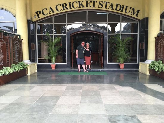 Punjab Cricket Association Stadium