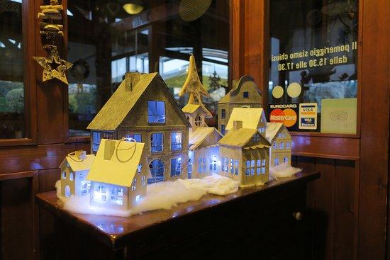 Tavagnacco, Italia: Villaggio natalizio