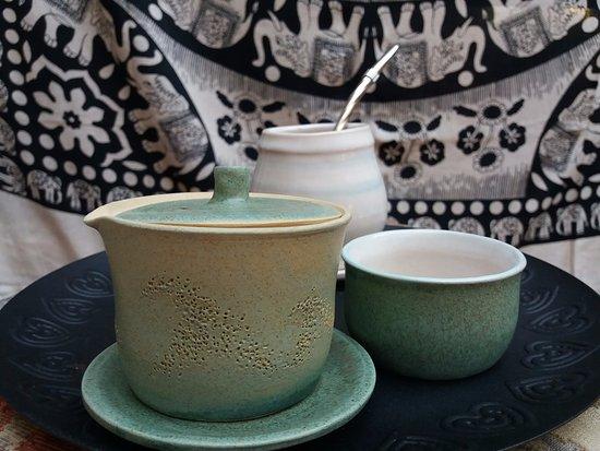Piestany, Slovakia: zhong and calabaza - pottery by Atelier Cascada