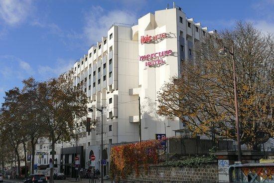 Hotel Ibis A Montmartre