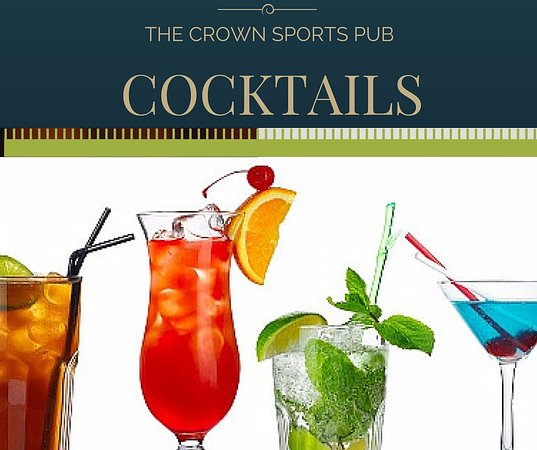 Reynoldsburg, OH: The Crown Sports Bar your place for great live music, sports, mixed drinks and cold beer.