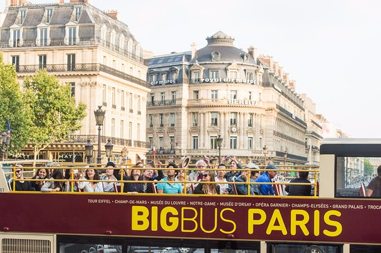 big bus paris all you need to know before you go with photos tripadvisor. Black Bedroom Furniture Sets. Home Design Ideas