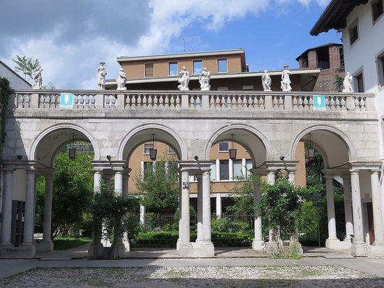 Gallerie del Progetto di Palazzo Morpurgo