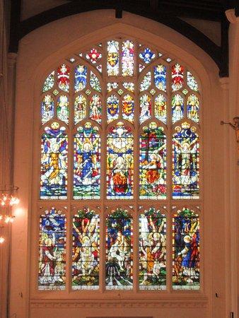 Bury St Edmunds, UK: Creation window