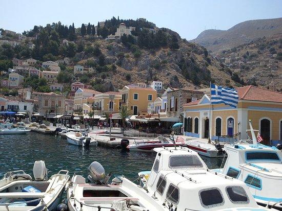 写真中央ギリシャ枚