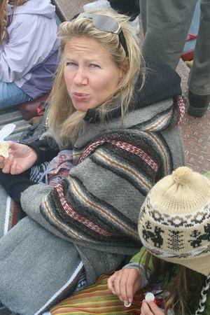 Lasso, Ekvador: Devils nose train Equador