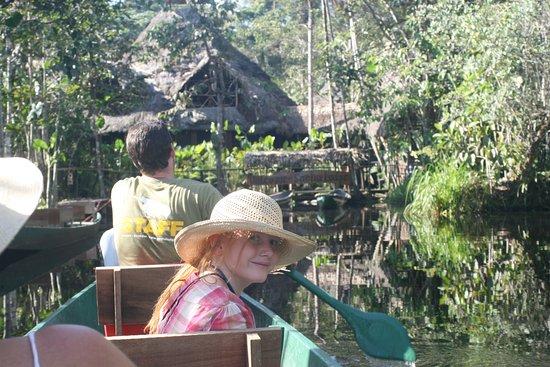 Lasso, Ecuador: Amazon lodge