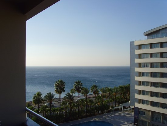 Porto Bello Hotel Resort & Spa: Blick aus dem 6. Stock