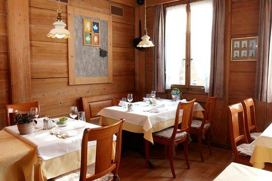 Sumiswald, Schweiz: Spinnenstube à la Carte Restaurant