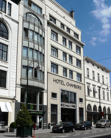 Hotel Chambord: non loin du centre ville