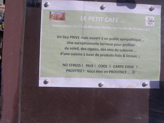 Oppede, France: conseils de détente