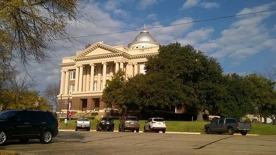 Anderson County Courthouse, Palestine Texas
