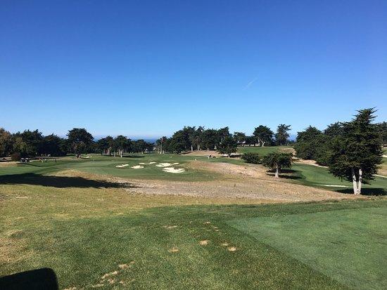 Seaside, Καλιφόρνια: Course View