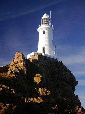 Corbiere Lighthouse (La Corbiere): le phare