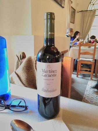 Higuera de la Sierra, Spanien: Buen Rioja