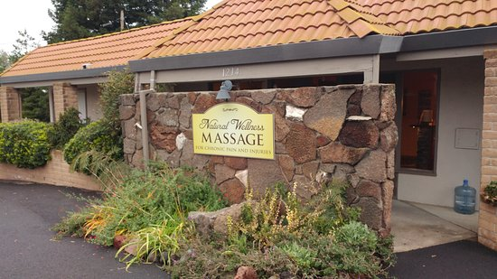 Natural Wellness Massage